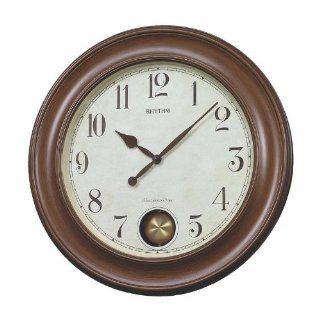 "Rhythm Clocks WSM Grand Masters 22"" Wall Clock   CMJ521UR06   Seiko Wall Clock Musical"