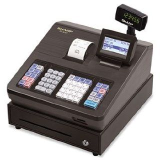 XE A207 Cash Register, 2500 LookUps, 99 Dept, 25 Clerk : Electronic Cash Registers : Electronics