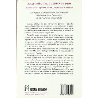 La anatom�a del cuerpo de Dios : revelaci�n suprema de la conciencia c�smica: Frater Achad: 9788479103491: Books