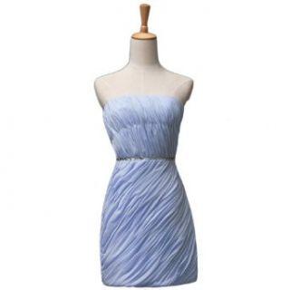 Cloud Shop Women's Shoulder Ruched Dress Women Party C206 at  Women�s Clothing store