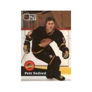 1991 92 Pro Set French #235 Petr Nedved: Sports Collectibles