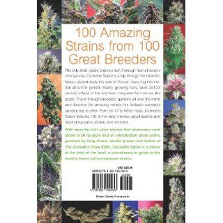 Cannabis Sativa: The Essential Guide to the World's Finest Marijuana Strains: S. T. Oner, Greg Green: 9781931160933: Books
