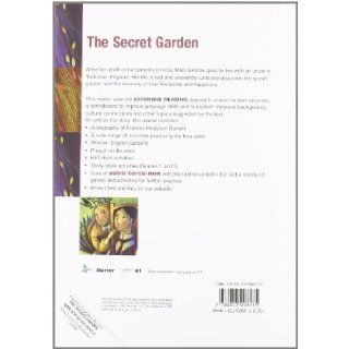 The Secret Garden [With CDROM] (Green Apple Starter): Frances Hodgson Burnett: 9788853008435: Books