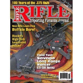 Rifle Magazine   March 2012   Issue Number 261: Dave Scovill: Books