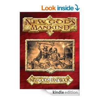 New God's Handbook (New Gods of Mankind) eBook: Richard Leon, Robert Hansen, Luke Johnson, Darrell Hardy, Caias Ward, Jennifer Seiden, V Shane, Armando Gil, Bradley McDevitte, Joe Slucher: Kindle Store