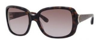 Marc by Marc Jacobs Womens MMJ 308/S MMJ308S OVERSIZED Sunglasses,Dark Havana Frame/Brown Gradient Lens,One Size Clothing