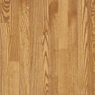 Bruce Oak Seashell 3/4 in. Thick x 3 1/4 in. Wide x 84 in. Length Solid Hardwood Flooring (22 sq. ft./case) CB3130