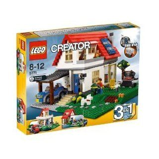 LEGO (LEGO) Creator Hillside House 5771 [parallel import goods] (japan import): Toys & Games