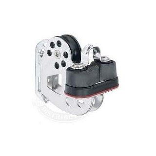 Harken Pivoting Single Bullet Block with Cam 291 Bullet : Boating Cleats And Chocks : Sports & Outdoors