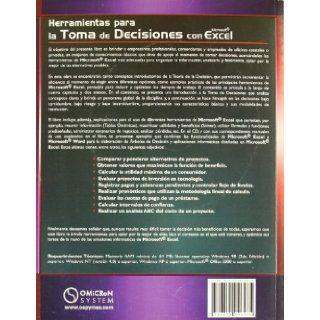 Herramientas Para La Toma de Decisiones Con Microsoft Excel (Spanish Edition) Javier Garcia Fronti, Mariano Rodriguez 9789871046485 Books