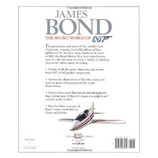 James Bond The Secret World of 007 Alastair Dougall 9780789466914 Books