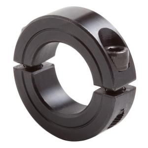 Climax 1 15/16 inch bore Black Oxide Coated Mild Steel Clamp Collar 2C 193