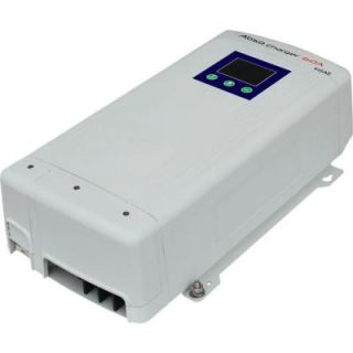 KISAE Abso 12 Volt with 60 Amp Smart Deep Cycle Battery Charger AC1260