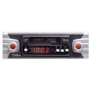 Legacy LR127SX Shafted AM/FM MPX Stereo Cassette Receiver (Refurbished) Legacy Car Stereos