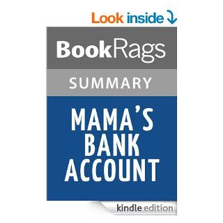 Mama's Bank Account by Kathryn Forbes  Summary & Study Guide eBook BookRags Kindle Store