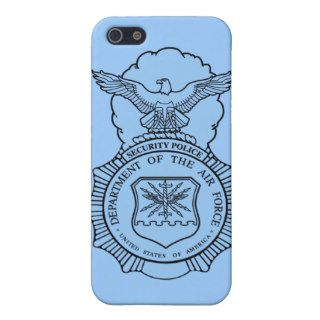 Air Force Security  iPhone 5 Cover