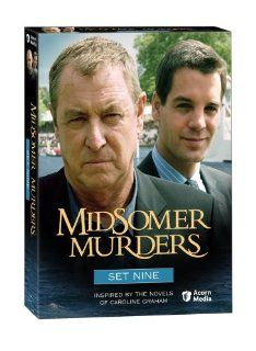 Midsomer Murders: Set Nine (Things That Go Bump in the Night / Dead in the Water / Orchis Fatalis / Bantling Boy): John Nettles, Jane Wymark, Barry Jackson, Jason Hughes, Laura Howard, Daniel Casey, Kirsty Dillon, Neil Dudgeon, Fiona Dolman, Tamzin Malleso