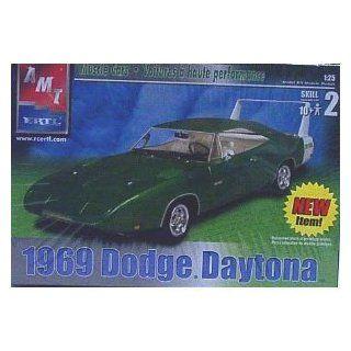 Dodge Daytona 1969 1969 Dodge Daytona 125 Scale Model Kit Toys & Games