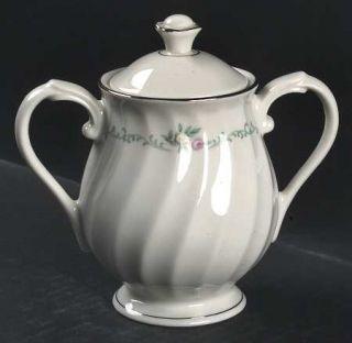 Syracuse Engagement Sugar Bowl & Lid, Fine China Dinnerware ...