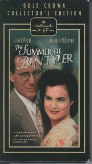 The Summer of Ben Tyler: James Woods, Elizabeth McGovern, Len Cariou, Julia McIlvaine, Kevin Isola, Clifton James, Anita Gillette, Carles Mattocks, Arthur Allan Seidelman, Dan Witt: Movies & TV