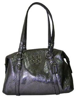 Coach Julia Leather Small Bag 44074 (SV/Gunmetal) Shoes