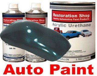 Metallic Blue Urethane Acrylic Paint Kit Automotive Paint