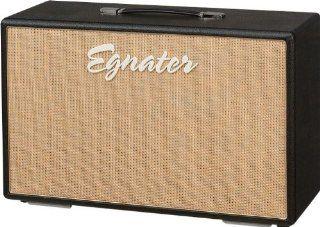 Egnater Tweaker 212X 2x12 Guitar Speaker Cabinet Straight Musical Instruments