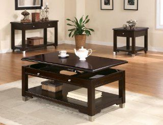 Liberty Occasional Table Set   701196   Coaster Furniture   Living Room Furniture Sets