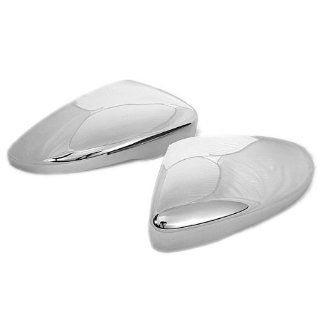 Chrome Side Door Mirror Cover Trims Moulding for Volkswagen VW 09 11 Passat CC 2.0t 3.2 2011 Passat B7 08 12 Scirocco Mk3 09 12 EOS 2008 2009 2010 2011 2012 Brand: Automotive