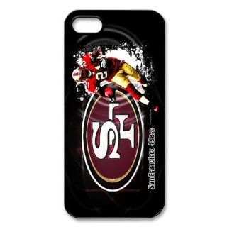 WY Supplier Phone accessories Apple Iphone 5 Case NFL San Francisco 49ers logo WY Supplier 148160: Cell Phones & Accessories
