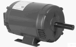 5 7hp 3600RPM 184TZ Frame TEAO 208 230/460 volts Century Crop Dryer Electric Motor # R244   Electric Fan Motors