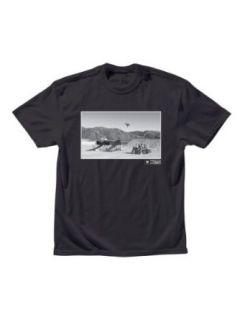 DC   Young Mens Dc Moto Team Photo T Shirt, Size X Large, Color Black