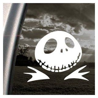 JACK Skellington NIGHTMARE BEFORE CHRISTMAS Decal: Automotive