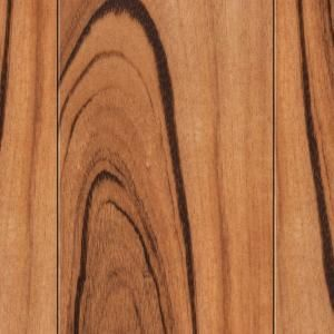 Home Legend Brazilian Tigerwood 3/4 in. Thick x 3 1/4 in. Wide x Random Length Solid Hardwood Flooring DISCONTINUED HL805