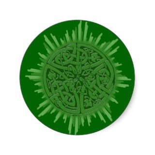 Celtic Symbol 1 Sticker
