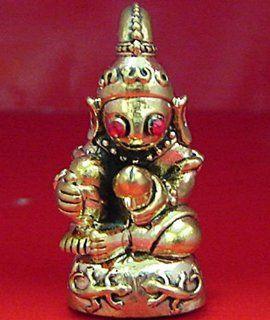 Authentic Buddha Amulets Thai Pendants Best Power magic Amazing Thai Amulets Talisman PRA Ya Ngung Lueng Thong Pendants Kruba Subin Sumedaso : Other Products : Everything Else