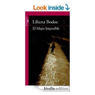 El Mapa Imposible (Spanish Edition) eBook Liliana Bodoc Kindle Store