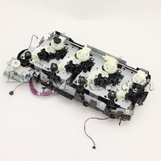 Main gear drive assembly   CP4025 / CP4525: Electronics
