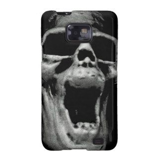 Scary Skull Samsung Galaxy SII Case