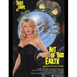Not of This Earth: Traci Lords, Arthur Roberts, Lenny Juliano, Ace Mask, Roger Lodge, Rebecca Perle, Michael DeLano, Becky LeBeau, Monique Gabrielle, Roxanne Kernohan, Ava Cadell, Cynthia Thompson, Jim Wynorski, Murray Miller, Roger Corman, Charles B. Grif