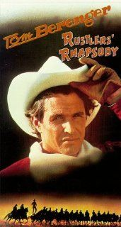 Rustlers' Rhapsody [VHS]: Thomas Abbott, G.W. Bailey, Tom Berenger, Margarita Calahorra, Jim Carter, Andy Griffith, Marilu Henner, Alan Larson, Emilio Linder, Christopher Malcolm, Paul Maxwell, Billy J. Mitchell, Elmer Modling, John Orchard, Manuel Per