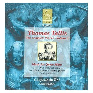 Complete Works 3 Music for Queen Mary Music