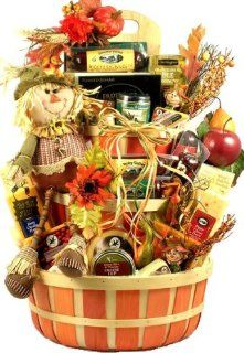 Gift Basket Village Fall Harvest Gift Basket for Fall : Gourmet Snacks And Hors Doeuvres Gifts : Grocery & Gourmet Food