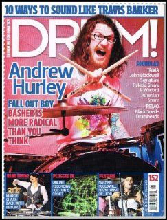 Drum Magazine (February 2009) Fall Out Boy Andrew Hurley / Nathan Followill  Prints