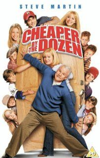 Cheaper by the Dozen [VHS]: Steve Martin, Bonnie Hunt, Hilary Duff, Piper Perabo, Tom Welling, Kevin G. Schmidt, Alyson Stoner, Jacob Smith, Liliana Mumy, Morgan York, Forrest Landis, Blake Woodruff, Shawn Levy, Aaron Wilder, Alec Sokolow, Craig Titley, Er
