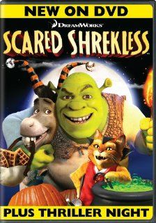 Scared Shrekless: Mike Myers, Cameron Diaz, Antonio Banderas, Kristen Schaal, Dean Edwards, Cody Cameron, Christopher Knights, Conrad Vernon, Aron Warner, Patty Cornell, Susan Fitzer, Sean Bishop, Gary Trousdale, Raman Hui, Cameron Stevning, Claire Morriss