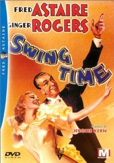 Swing Time: Fred Astaire, Ginger Rogers, Victor Moore, Helen Broderick, Eric Blore, Betty Furness, Georges Metaxa, Harry Bowen, Gerald Hamer, Bess Flowers, Martin Cichy, Sailor Vincent, Fern Emmett, Frank Mills, Bob O'Connor, Abe Reynolds, David Mcdona