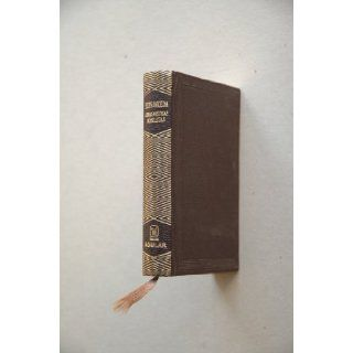 Obras poeticas completas (Coleccion Joya) (Spanish Edition) Jose de Espronceda 9788403050563 Books