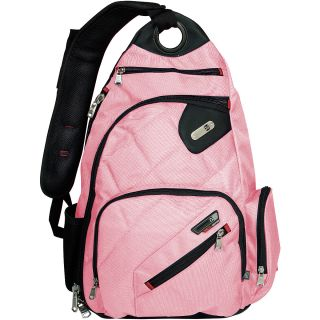 Ful Brick House Sling Pack   Size 22x11x6, Pink (876591000695)