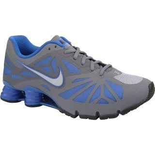NIKE Mens Shox Turbo 14 Running Shoes   Size 8.5, Wolf Grey